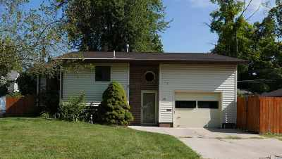 Winona Lake Single Family Home For Sale: 201 Kelly Street