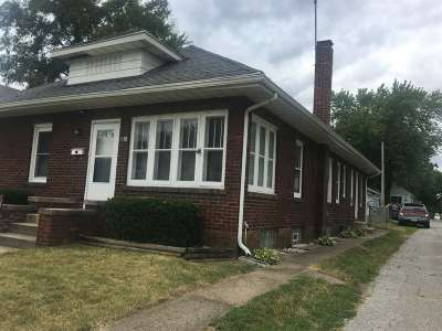 Mishawaka Single Family Home For Sale: 912 E Mishawaka Avenue