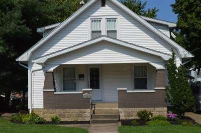 Dubois County Single Family Home For Sale: 1615 Jackson Street