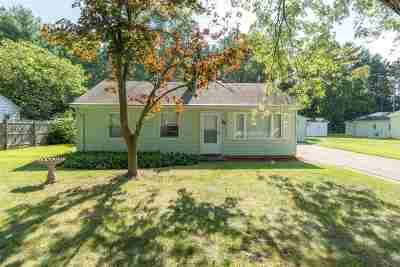 Granger Single Family Home For Sale: 52448 Filbert Road