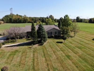 Roanoke Single Family Home For Sale: 12701 W County Line Road