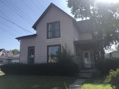 Marion Single Family Home For Sale: 220 N F Street