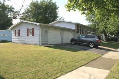Wabash Single Family Home For Sale: 202 Birchwood Court