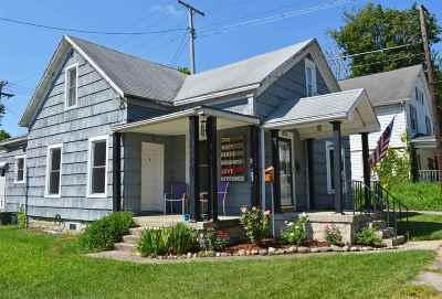 Marion Single Family Home For Sale: 411 W 1st Street