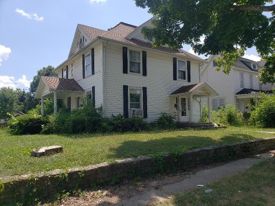 Marion Multi Family Home For Sale: 1103/1105 W 5th Street