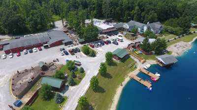 Noble County Commercial For Sale: 11330 E 500 S