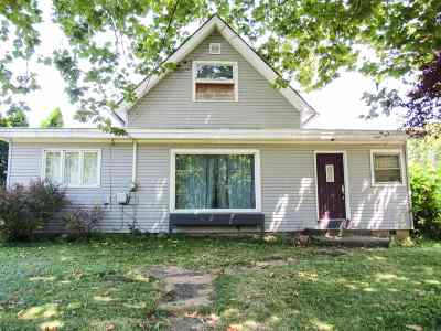 Huntington Single Family Home For Sale: 1801 Stults Road