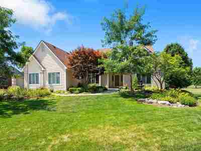 Fort Wayne Single Family Home For Sale: 12117 Chesterbrook Court