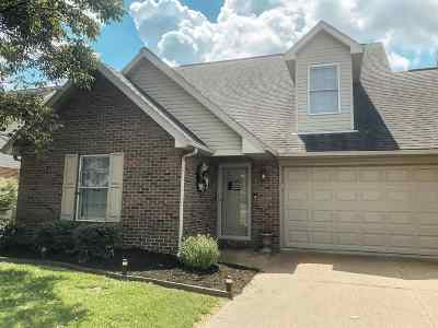 Newburgh Single Family Home For Sale: 8055 Cobblestone Court