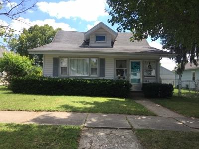 Marion Single Family Home For Sale: 624 E Highland Avenue