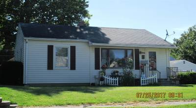 Marion Single Family Home For Sale: 3643 S Race Street