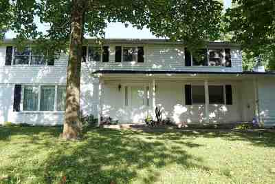 Noble County Single Family Home For Sale: 120 N Baum Street