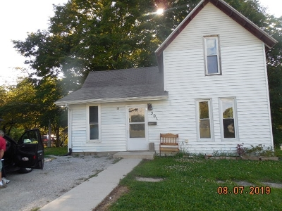 Noble County Single Family Home For Sale: 301 S First Street
