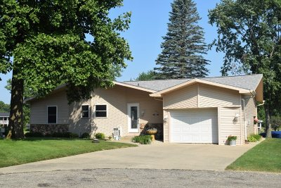 LaGrange County Single Family Home For Sale: 5995 S 020 W