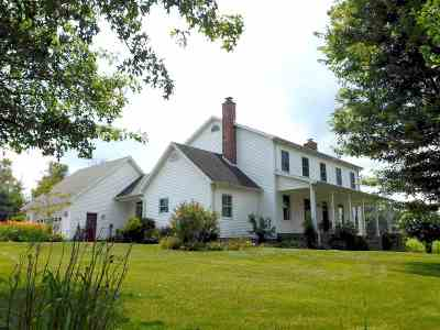 Elberfeld Single Family Home For Sale: 310 N 5th Street