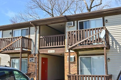West Lafayette IN Condo/Townhouse For Sale: $59,000