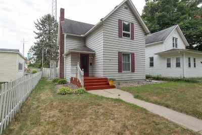 Marshall County Single Family Home For Sale: 208 W Bike Street