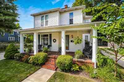 Warsaw Single Family Home For Sale: 915 E Center Street