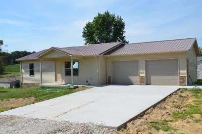 Celestine Single Family Home For Sale: 6691 E Bishop Street