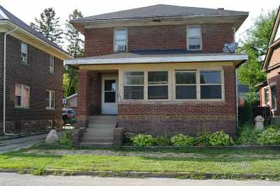 Huntington Single Family Home For Sale: 560 W. State Street
