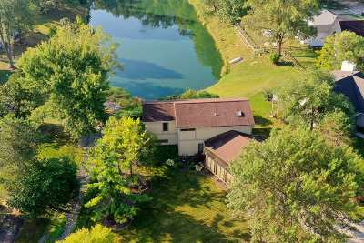 Allen County Single Family Home For Sale: 9821 Echo Hill Drive