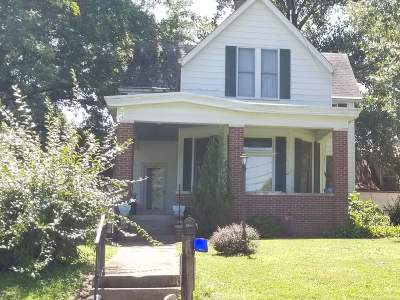 Evansville Single Family Home For Sale: 6500 Hogue Road