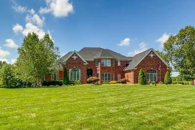 Evansville Single Family Home For Sale: 13834 Castle Brook Road