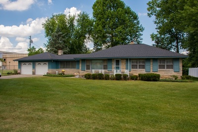 South Bend Single Family Home For Sale: 627 Beale Street