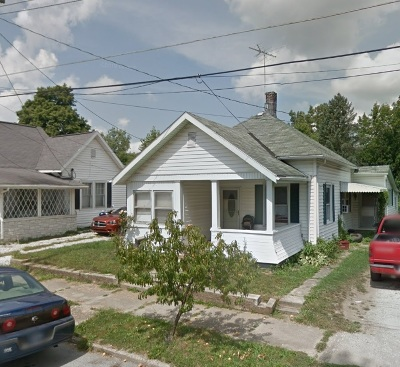Marion Single Family Home For Sale: 433 E Lincoln Street
