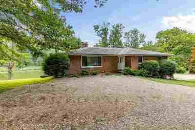 Evansville Single Family Home For Sale: 13445 Browning Road