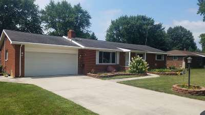 Allen County Single Family Home For Sale: 3626 E Saddle Drive