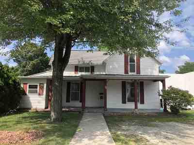 Kosciusko County Multi Family Home For Sale: 415 N Washington Street