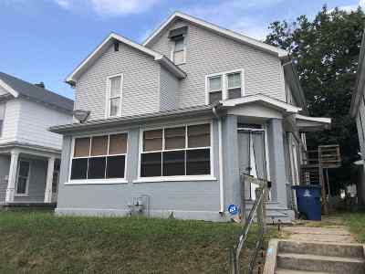 Marion Multi Family Home For Sale: 208 N Adams Street