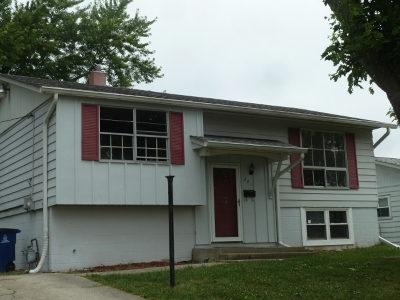 Marion Single Family Home For Sale: 221 N Vickery Lane