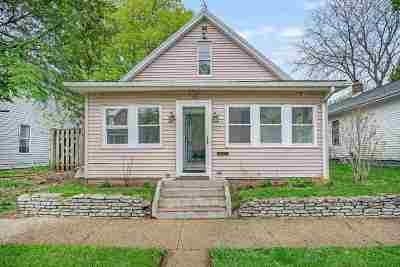 St. Joseph County Single Family Home For Sale: 1210 S 29th Street