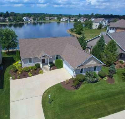 St. Joseph County Single Family Home For Sale: 4703 Starboard Drive