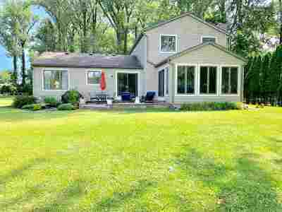 Winona Lake Single Family Home For Sale: 2202 Isleview Drive