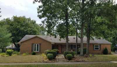Fort Wayne Single Family Home For Sale: 5115 Potomac Drive