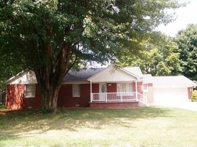 Swayzee Single Family Home For Sale: 108 W Adams Street