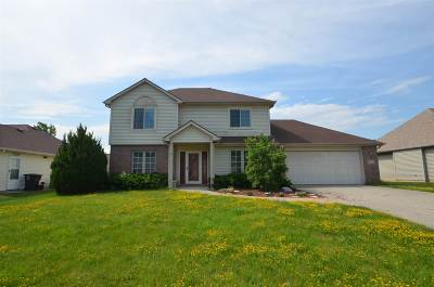 Fort Wayne Single Family Home For Sale: 2315 Sweet Cider Road