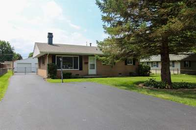 Gas City Single Family Home For Sale: 806 E North F Street