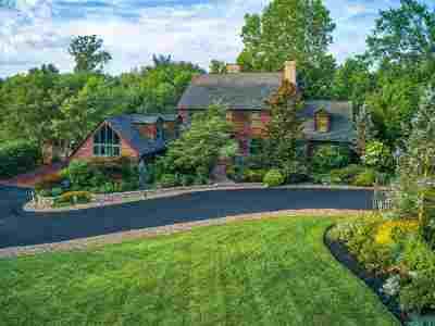 Evansville Single Family Home For Sale: 1024 Dress Lane