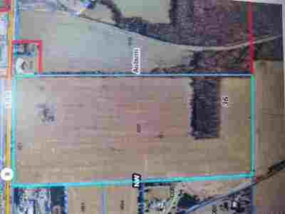 Auburn Commercial For Sale: State Road 8