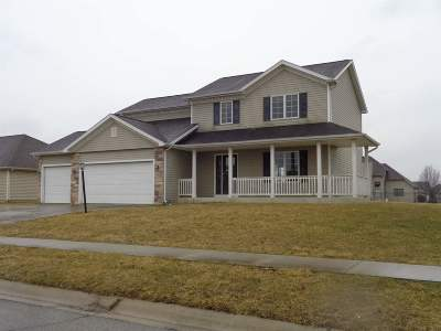 Allen County Single Family Home For Sale: 10136 Consta Verde Commons