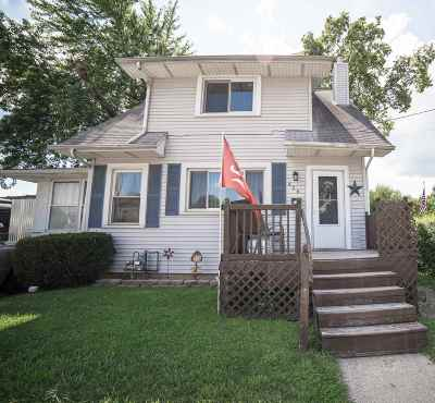 Huntington Single Family Home For Sale: 426 N Lafontaine Street