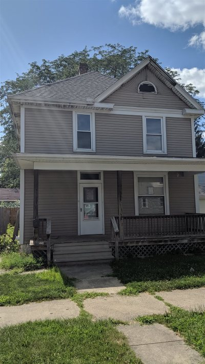 Fort Wayne Single Family Home For Sale: 1731 Andrew Street