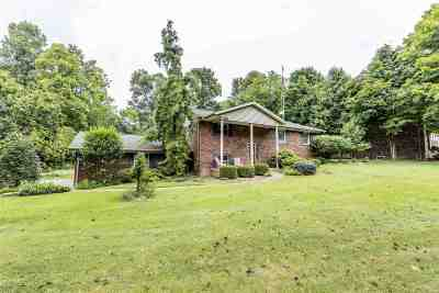 Dubois County Single Family Home For Sale: 1088 W 36th Street