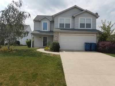 Fort Wayne Single Family Home For Sale: 1723 Grafton Place