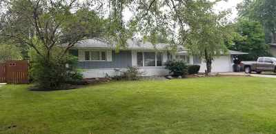 Fort Wayne Single Family Home For Sale: 5026 Derome Drive