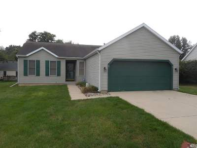 St. Joseph County Single Family Home For Sale: 4339 Cross Creek Drive